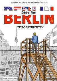 Berlin - Geteilte Stadt - Klickt hier für die große Abbildung zur Rezension