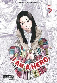 I am a Hero 5 - Klickt hier für die große Abbildung zur Rezension