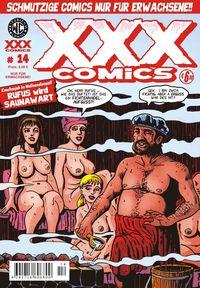 XXX-Comics 14 - Klickt hier für die große Abbildung zur Rezension