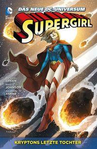 Supergirl: Kryptons letzte Tochter - Klickt hier für die große Abbildung zur Rezension