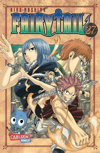 Fairy Tail 27 - Klickt hier für die große Abbildung zur Rezension