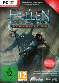 Fallen Enchantress: Legendary Heroes - Klickt hier für die große Abbildung zur Rezension