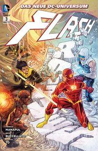 Flash 3 - Klickt hier für die große Abbildung zur Rezension