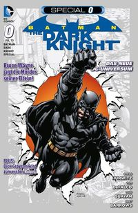 Batman The Dark Knight Special 0 - Klickt hier für die große Abbildung zur Rezension