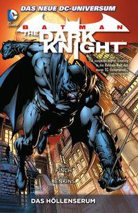 Batman - The Dark Knight Paperback 1: Das Teufels-Serum - Klickt hier für die große Abbildung zur Rezension