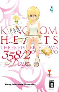 Kingdom Hearts 358/2 Days 04 - Klickt hier für die große Abbildung zur Rezension