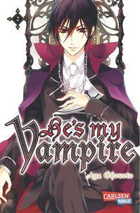 He´s my Vampire 2 - Klickt hier für die große Abbildung zur Rezension
