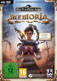 Das schwarze Auge: Memoria - Klickt hier für die große Abbildung zur Rezension