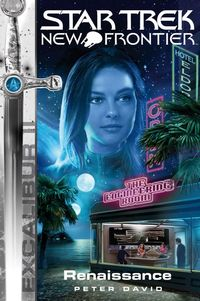Star Trek - New Frontier 8: Excalibur: Renaissance - Klickt hier für die große Abbildung zur Rezension