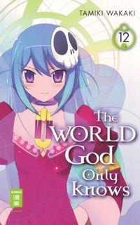 The World God only knows 12 - Klickt hier für die große Abbildung zur Rezension