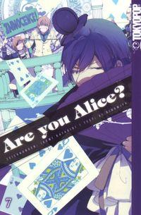 Are you Alice? 7 - Klickt hier für die große Abbildung zur Rezension