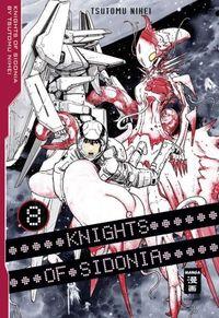 Knights of Sidonia 8 - Klickt hier für die große Abbildung zur Rezension