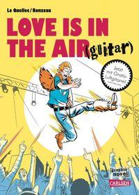 Love Is in the Air (Guitar) - Klickt hier für die große Abbildung zur Rezension