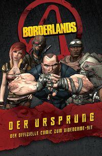 Borderlands: Der Ursprung - Klickt hier für die große Abbildung zur Rezension
