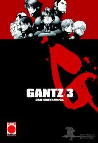 Gantz 3 - Klickt hier für die große Abbildung zur Rezension