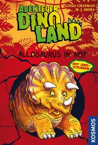 Abenteuer Dinoland - Allosaurus in Not - Klickt hier für die große Abbildung zur Rezension