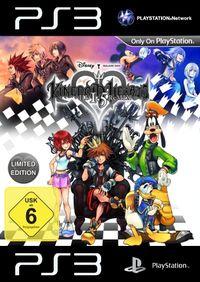 Kingdom Hearts HD 1.5 ReMIX - Klickt hier für die große Abbildung zur Rezension