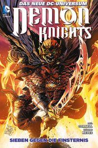 Demon Knights - Klickt hier für die große Abbildung zur Rezension