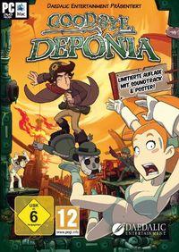 Goodbye Deponia - Klickt hier für die große Abbildung zur Rezension