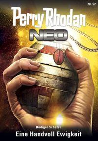Perry Rhodan Neo 52: Eine Handvoll Ewigkeit - Klickt hier für die große Abbildung zur Rezension