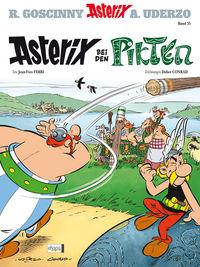 Asterix 35: Asterix bei den Pikten - Klickt hier für die große Abbildung zur Rezension