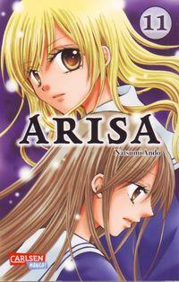 Arisa 11 - Klickt hier für die große Abbildung zur Rezension