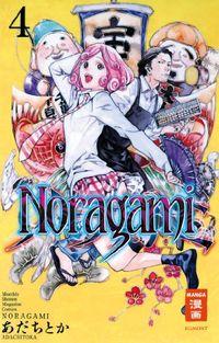 Noragami 4 - Klickt hier für die große Abbildung zur Rezension