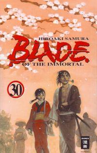 Blade of the Immortal 30 - Klickt hier für die große Abbildung zur Rezension