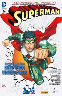 Superman 16 - Klickt hier für die große Abbildung zur Rezension