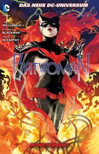 Batwoman 3: Monsterbrut - Klickt hier für die große Abbildung zur Rezension