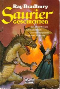 Sauriergeschichten - Klickt hier für die große Abbildung zur Rezension