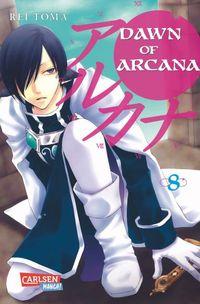 Dawn of Arcana 8 - Klickt hier für die große Abbildung zur Rezension