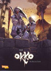 Okko 4: Das Buch des Feuers - Klickt hier für die große Abbildung zur Rezension