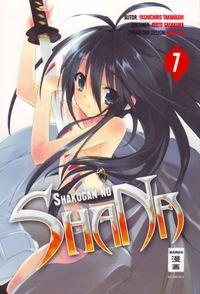 Shakugan no ShaNa 7 - Klickt hier für die große Abbildung zur Rezension