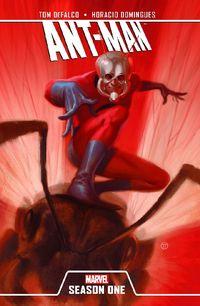 Marvel: Ant-Man Season One - Klickt hier für die große Abbildung zur Rezension