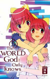 The World God only knows 13 - Klickt hier für die große Abbildung zur Rezension