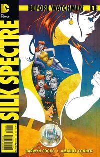 Before Watchmen: Silk Spectre SC - Klickt hier für die große Abbildung zur Rezension