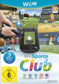Wii Sports Club (Update: mit Golf)