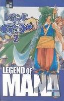 Legend of Mana 2 - Klickt hier für die große Abbildung zur Rezension