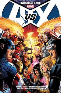 Avengers vs. X-Men Paperback SC - Klickt hier für die große Abbildung zur Rezension