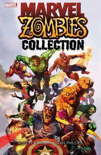 Marvel Zombies Collection 1 SC - Klickt hier für die große Abbildung zur Rezension