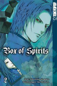 Box of Spirits 2 - Klickt hier für die große Abbildung zur Rezension
