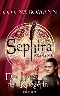 Sephira: Das Herz der Kriegerin - Klickt hier für die große Abbildung zur Rezension