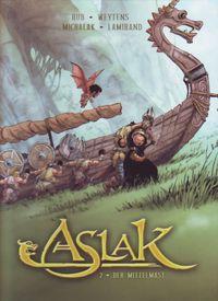 Aslak 2: Der Mittelmast - Klickt hier für die große Abbildung zur Rezension