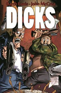 Dicks 2 - Klickt hier für die große Abbildung zur Rezension