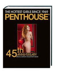 Penthouse - 45th Anniversary Special Edition Collector's Book - Klickt hier für die große Abbildung zur Rezension