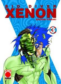 Bio Diver Xenon 3 - Klickt hier für die große Abbildung zur Rezension