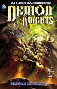 Demon Knights 2 - Klickt hier für die große Abbildung zur Rezension