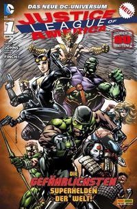 Justice League Of America 1 - Klickt hier für die große Abbildung zur Rezension