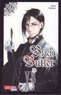 Black Butler 15 - Klickt hier für die große Abbildung zur Rezension